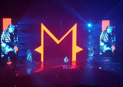 Clowns sans Frontières au concert de M